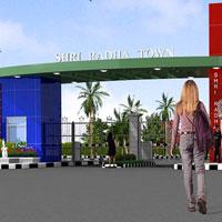 Shri Radha Town - Mathura