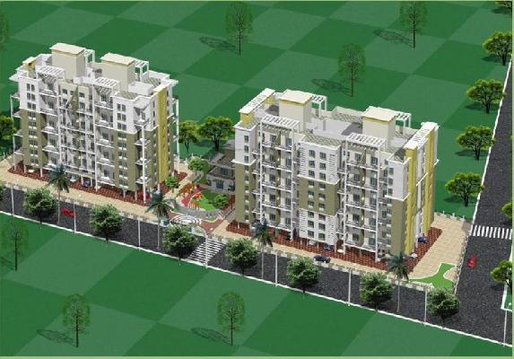 Satyam Serenity, Pune - 1 & 2 BHK Terrace Flats