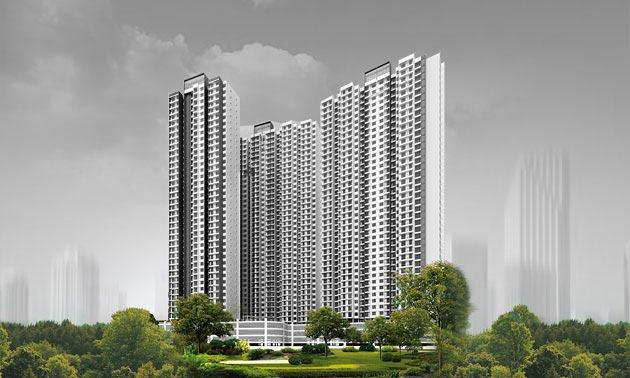 Monarch Greenscapes, Navi Mumbai - 1 & 2 BHK Luxury Apartments