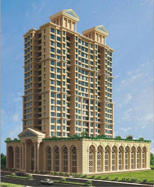 Mayfair Hillcrest, Mumbai - 2 BHK Residential Apartments
