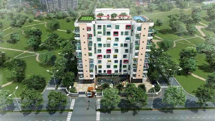 The Urbanite, Jaipur - Studio & 1 BHK Apartments