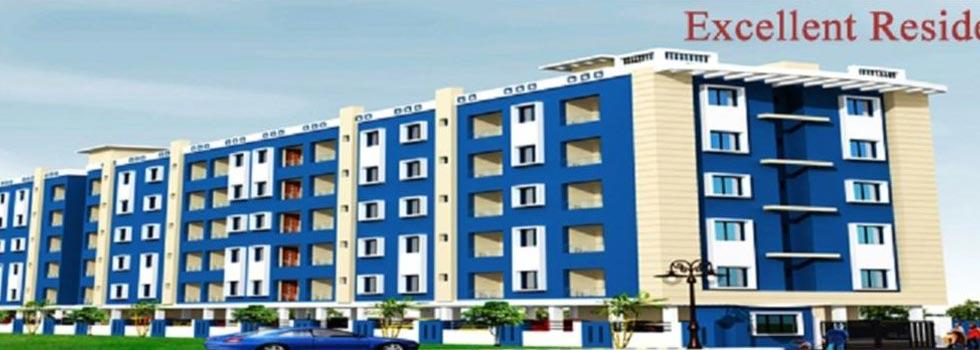 Excellent Residency, Bhubaneswar - Residential Apartments