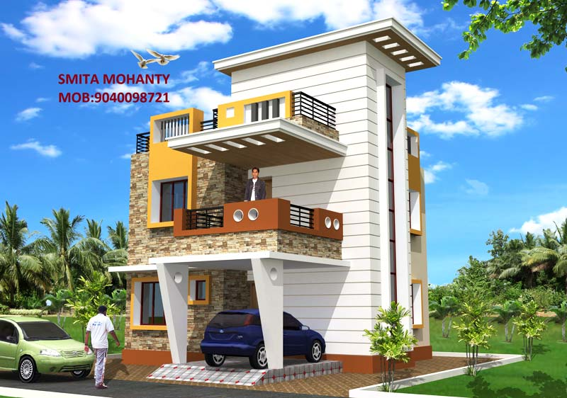 Excellent Dream Home Bhubaneswar Odisha India, Individual Duplex ...
