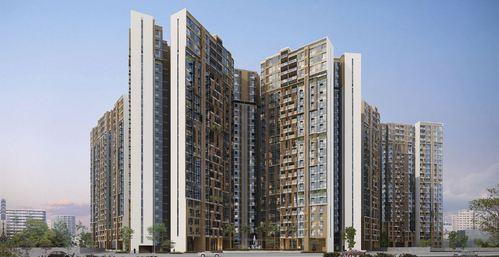 Avenue 54, Mumbai - 3/4/5 BHK Apartments