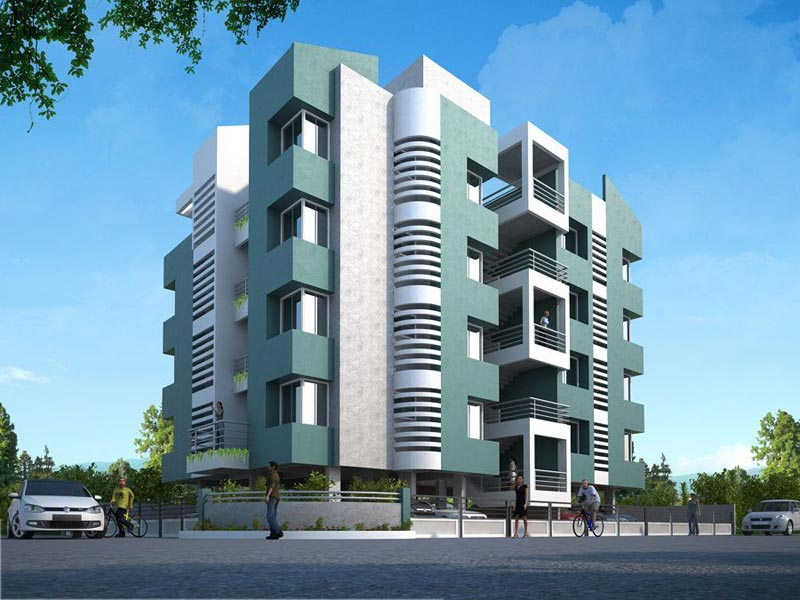 Suhani Heights, Nashik - 1 BHK Residential Apartments