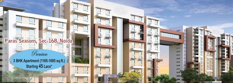 Paras Seasons, Noida - 1/2/3 BHK Apartments