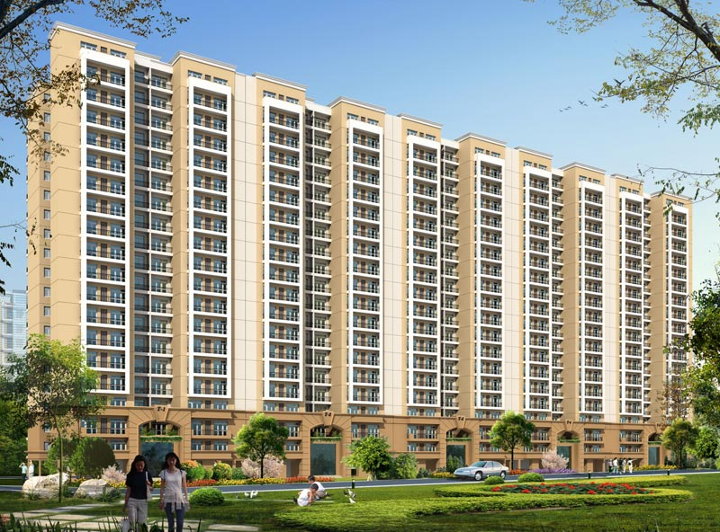 Omaxe Residency II, Lucknow - 3BHK Residential Apartments