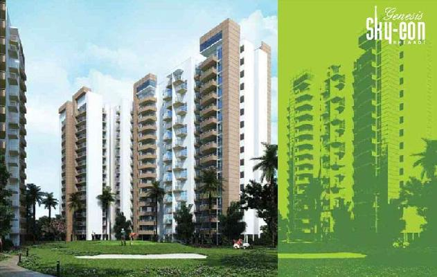 Genesis Sky-eon, Bhiwadi - 1/2/3 BHK Residential Apartments