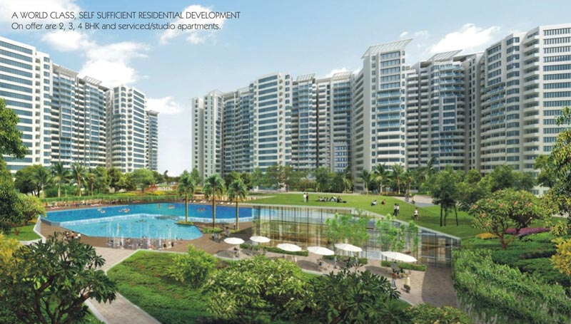 Pan Oasis, Noida - Residential Apartments