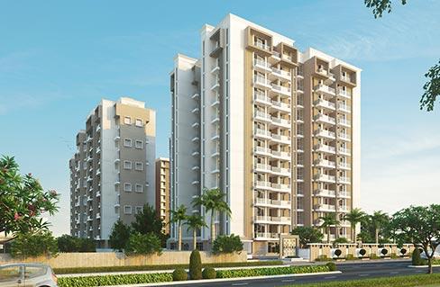 Ariana, Jaipur - Residential Apartment