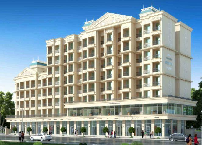 Sadguru's Heritage, Thane - 1/2/ BHK Apartments