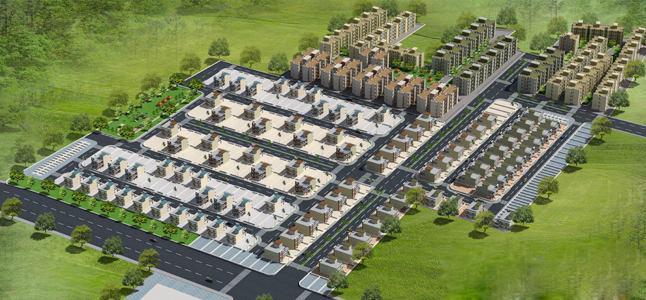 Araville City, Alwar - Residential Land