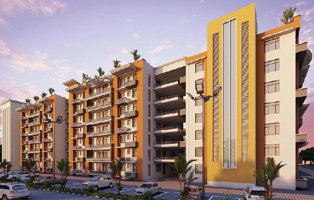 Arjun Lifestyle Greens, Haridwar - 1/2/3 BHK Luxury Apartments