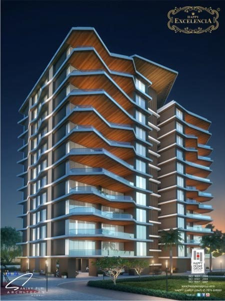 Happy Excelencia, Surat - Residential Apartments