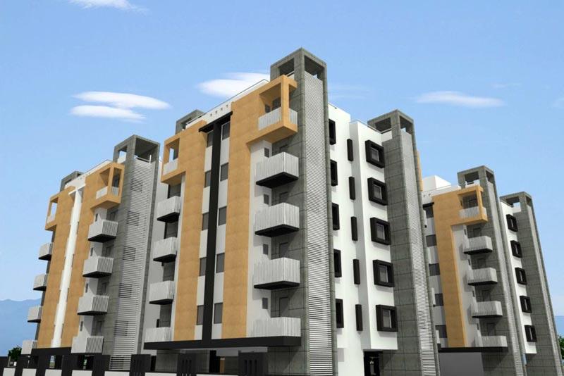 Dwarkadhish Dham, Mathura - Residential Apartments