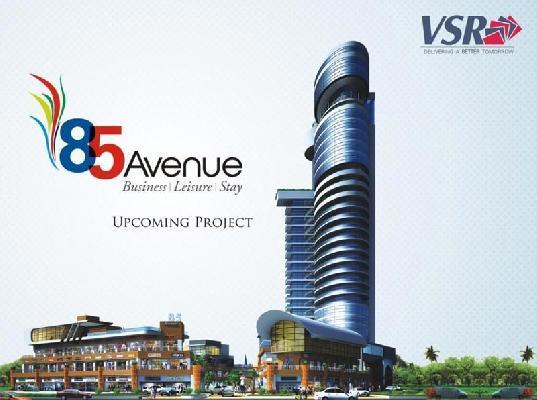 85 Avenue, Gurgaon - 1/2/ BHK Apartments