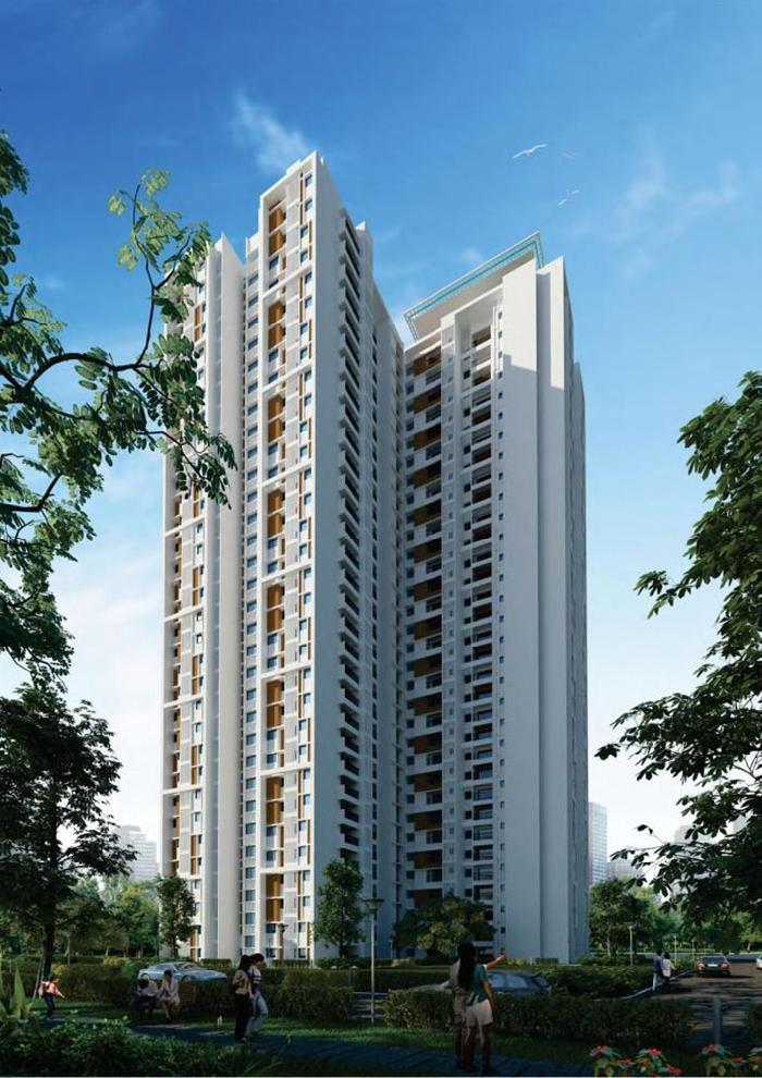 Falcon City, Bangalore - 2,3 and 4 BHK Luxury Apartments
