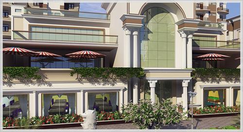 Chitvan Vrindavan, Vrindavan - 1/2/3 BHK Apartments