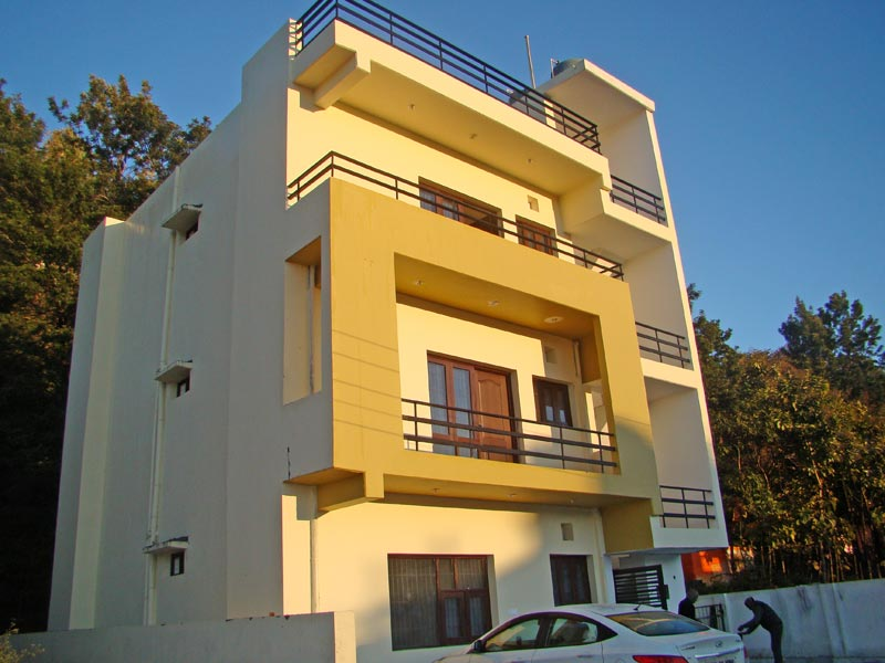 ACON Homes-III, Dehradun - Residential Apartments