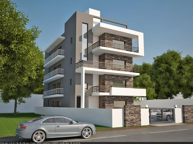 ACON Elite Home, Dehradun - Residential Apartments
