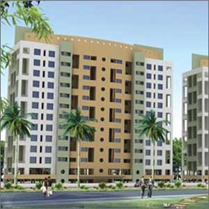 Kumar Paradise, Pune - Stately Homes