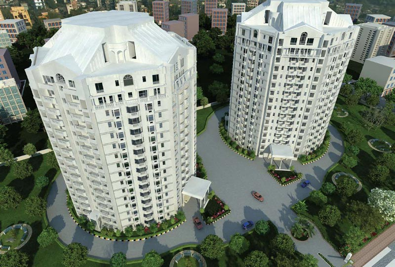 Imperia Tower, Gurgaon - Residential Apartments