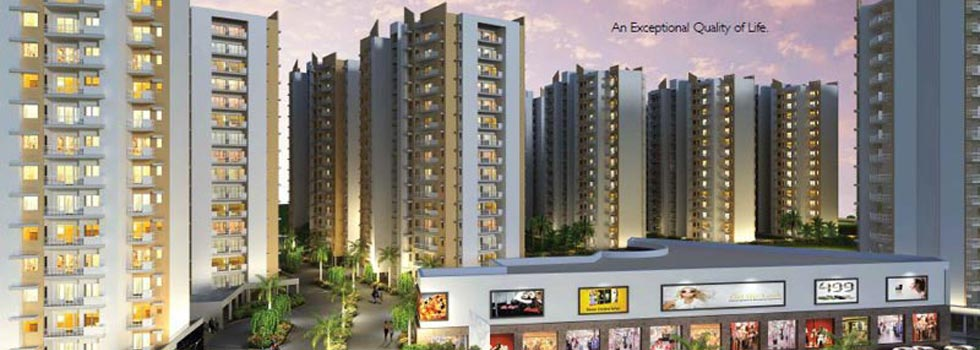 Aspen Heights, Bhiwadi - Residential Apartments