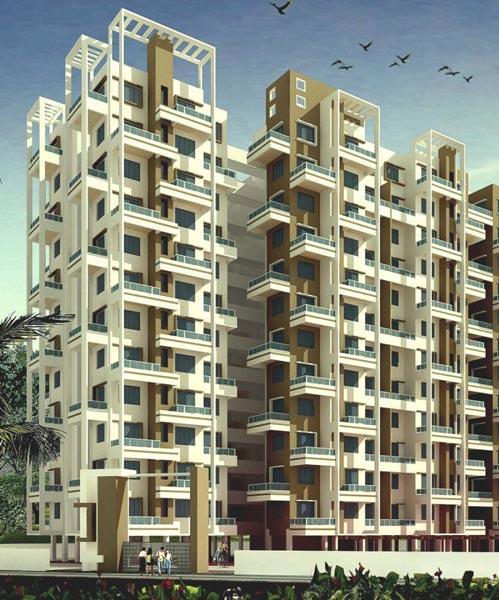 Central Park Residences, Pune - 2 BHK & 3 BHK Apartments