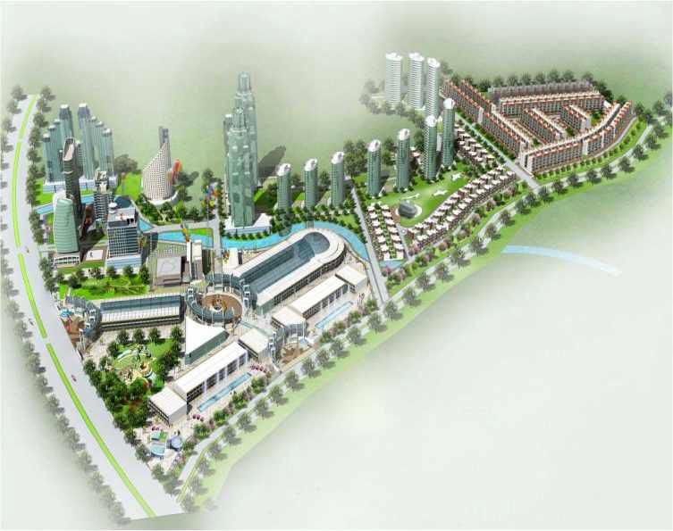 India Trade Tower New Chandigarh, Chandigarh - Commercial Hub