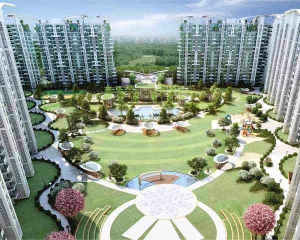 Omaxe High-Rise Apartment, Chandigarh - Residential Apartments