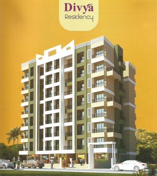 Divya Residency, Thane - 1BHK / 2BHK Apartmens