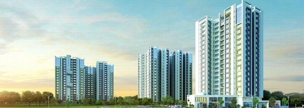 Ozone, Kolkata - Residential Apartments