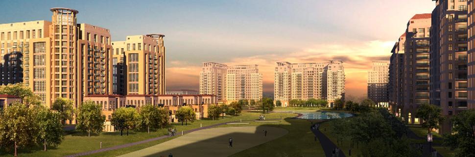 Grand Kingston, Noida - Studio Apartments