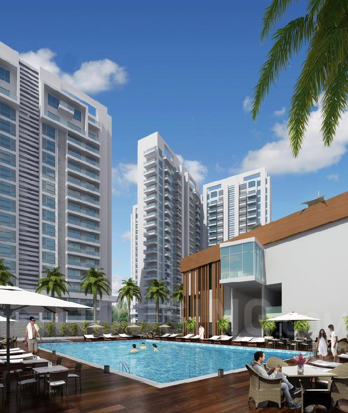 Ambience Creacions, Gurgaon - 3 & 4 Bedroom Apartments