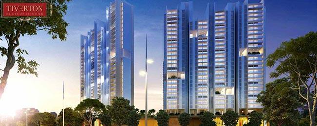 Ambience Tiverton, Noida - 3/4/5 BHK Apartments & Penthhouses