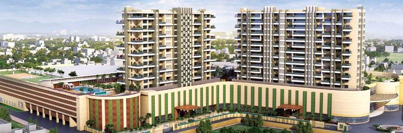 Fountainhead, Pune - 3 & 4 Bedroom Apartments