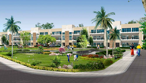 RPS Palms, Faridabad - 3/4 BHK Residential Apartments