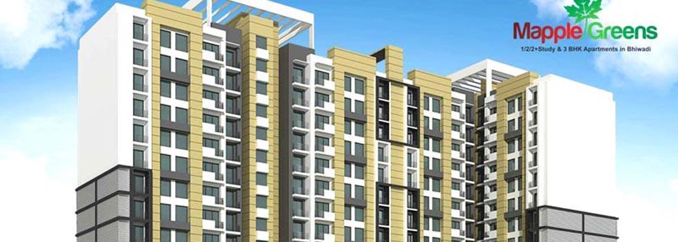 Mapple Greens, Bhiwadi - Residential Apartments