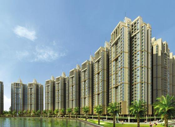 Sai World City, Navi Mumbai - 2,3 and 4 BHK Apartment