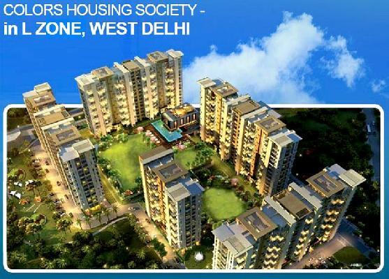 L-Zone, Delhi - Residential Society