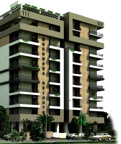 Mukundra Heights, Kota - 2/3 BHK Luxury Apartments