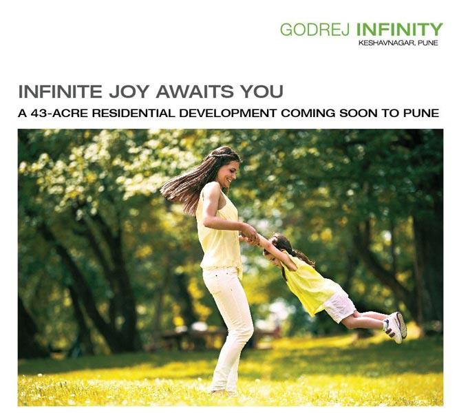 Godrej Infinity, Pune - 43 Acres Residential Development
