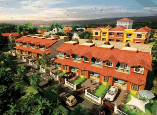 Postcard Portico, Goa - 1/2/ BHK Apartments