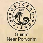 Postcard Portico
