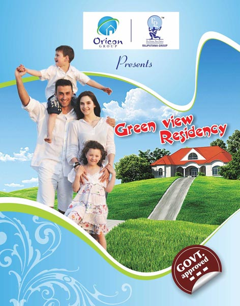 Green View Residency, Jaipur - Residential Township