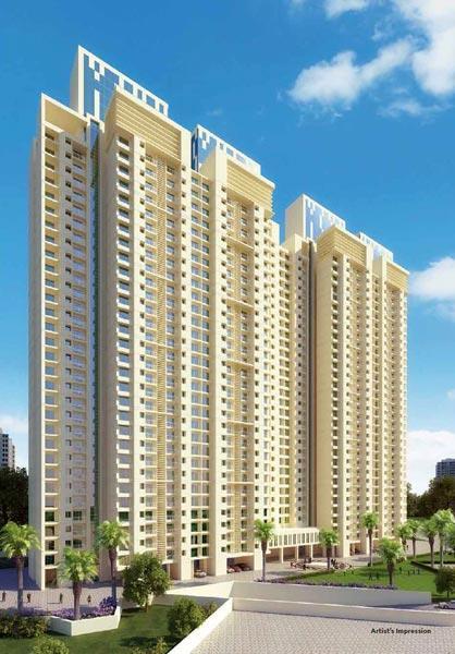 Dosti Codename Landmark, Thane - Residential Apartments