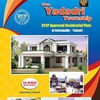 Sree Yadadri Township - Yadagirigutta, Nalgonda
