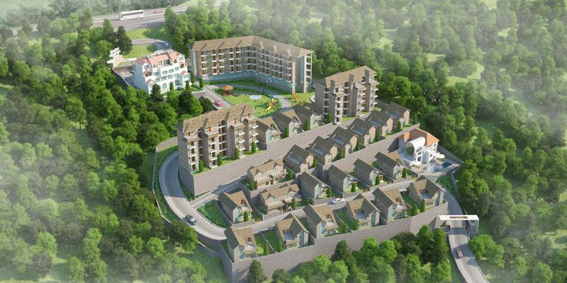 Himalaya View, Almora - Residential Project