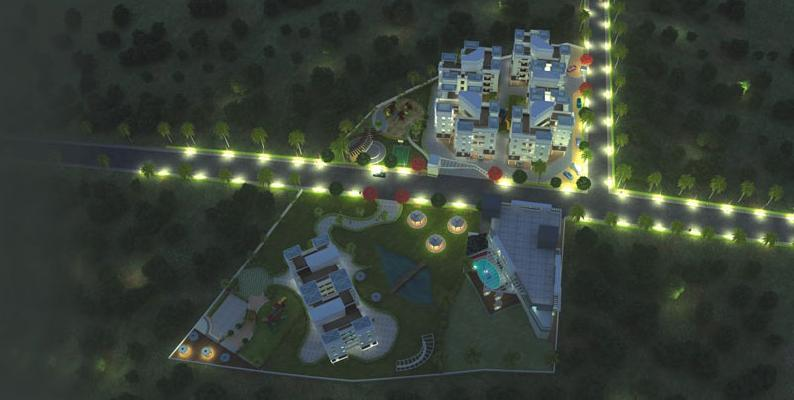 Silver Streams, Pune - Studio Apartments & Spacious Flats