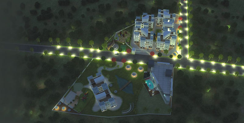 Silver Streams, Pune - Studio Apartments & Spacious Flats